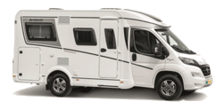 French rental motorhome