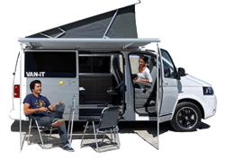 small rental campervan France